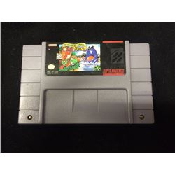 SUPER NINTENDO YOSHIS ISLAND VIDEO GAME