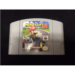 NINTENDO MARIO KART 64 VIDEO GAME