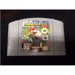 SUPER NINTENDO MARIO KART 64 VIDEO GAME