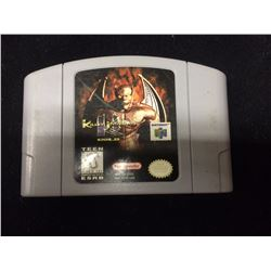 NINTENDO KILLER INSTINCT GOLD VIDEO GAME