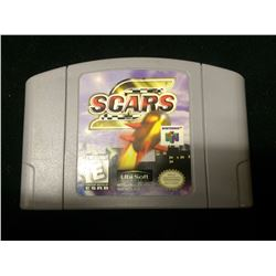 NINTENDO SCARS VIDEO GAME