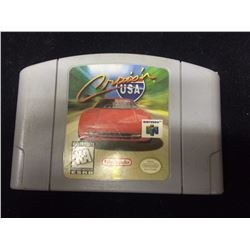 NINTENDO CRUIS'N USA VIDEO GAME
