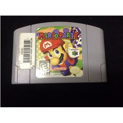NINTENDO MARIO PARTY VIDEO GAME