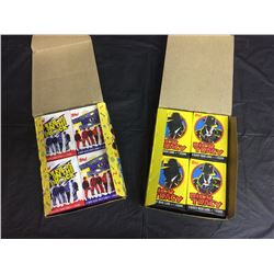 NEW KIDS ON THE BLOCK & DICK TRACY TRADING CARDS SEALED PACKS