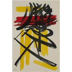 Hans Hartung (1904-1989) untitled