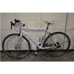 WHITE TREK LEXA SLX 20 SPEED RACING BIKE