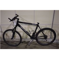 BLACK SIMPLON ZION 27 SPEED FRONT SUSPENSION MOUNTAIN BIKE