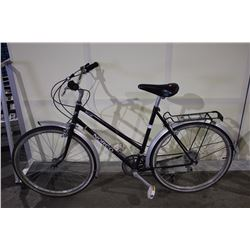 BLACK NORCO PARK LANE 5 SPEED CRUISER BIKE