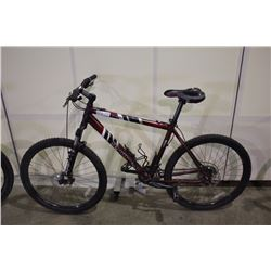 RED IRONHORSE ROUGE 27 SPEED FRONT SUSPENSION MOUNTAIN BIKE