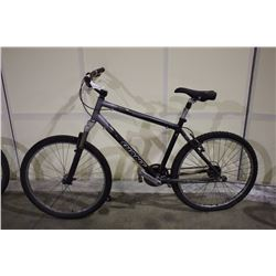 BLACK GIANT 24 SPEED FRONT SUSPENSION MOUNTAIN BIKE