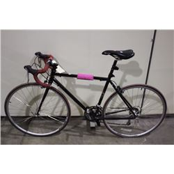 BLACK BRODIE 24 SPEED ROAD BIKE