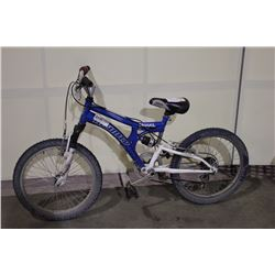 GREY GT TEMPEST 24 SPEED FRONT SUSPENSION MOUNTAIN BIKE
