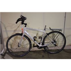 WHITE NORCO VALENCE 16 SPEED ROAD BIKE
