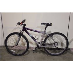 PURPLE GIANT 21 SPEED FRONT SUSPENSION MOUNTAIN BIKE