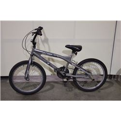GREY MOLE SINGLE SPEED BMX BIKE