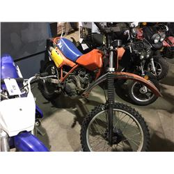 RED PRO-LINK 200R GAS DIRTBIKE