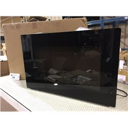 "BLACK GLASS FRONT 25"" ELECTRIC FIREPLACE INSERT  - BLT-999W-2"