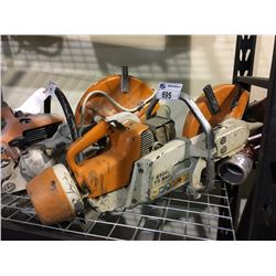 STIHL GAS POWERED CHOP SAW