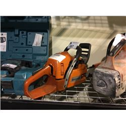 HUSQVARNA GAS CHAINSAW