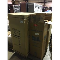 PALLET OF ASSORTED AIR HANDLERS