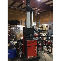 JOHN BEAN ULTRA ALIGNER MID RANGE WHEEL ALIGNMENT MACHINE