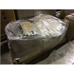 PALLET OF ASSORTED PLUMBING PRODUCT