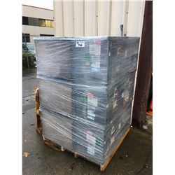 PALLET OF ASSORTED AC UNITS