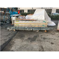 BUNDLE OF ASSORTED METAL AND RE-BAR