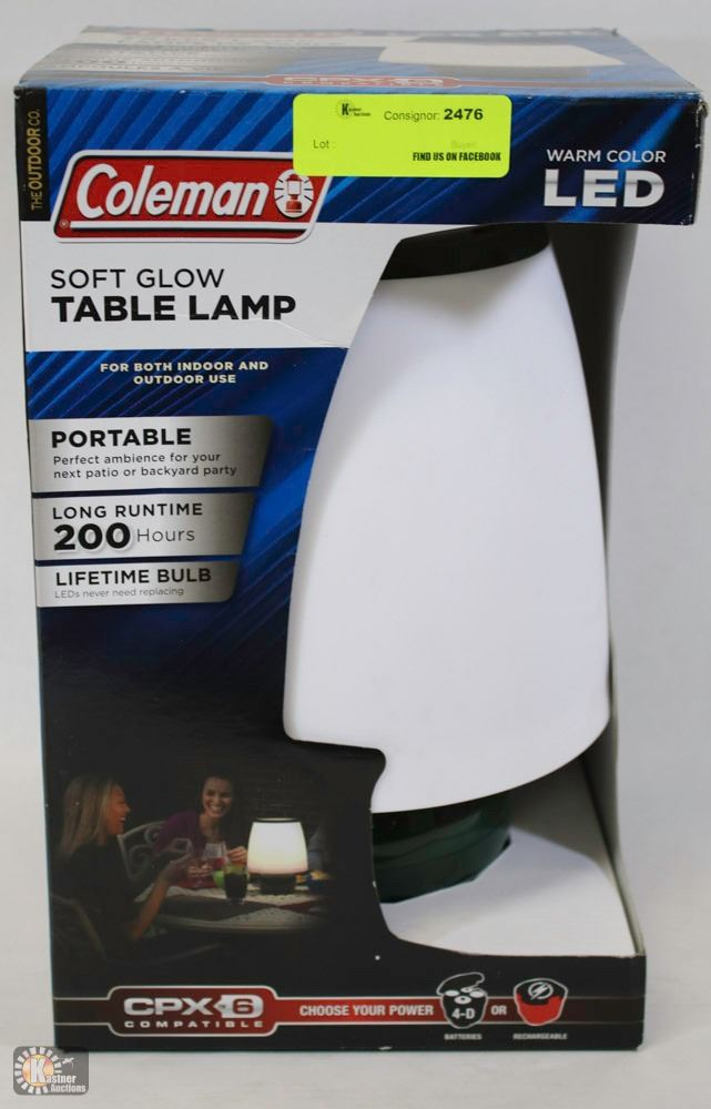 Coleman Cpx 6 Portable Led Table Lamp Lamp Design Ideas