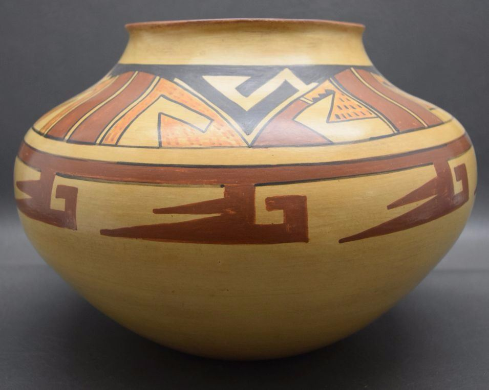how to make olla pottery