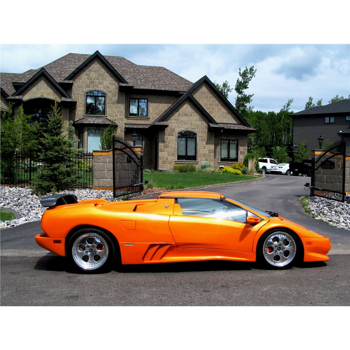2011 LAMBORGHINI DIABLO ROADSTER NORTH AMERICAN EXOTIC