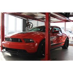 FRIDAY NIGHT CAR!!  2012 FORD MUSTANG BOSS 302 COUPE