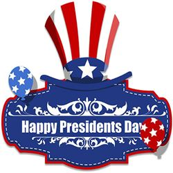 CLOSED MONDAY FOR PRESIDENTS DAY!!!