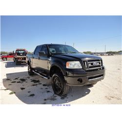2008 - FORD F150