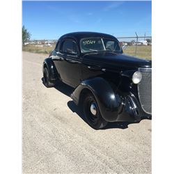 1937 NASH LAFAYETTE - AUCTION ON MARCH 8TH!