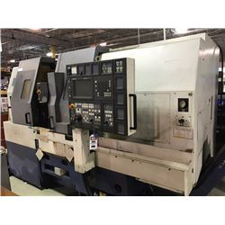 MORI-SEIKI DL-15 Dual Opposed Spindle 4-Axis CNC Turning Center