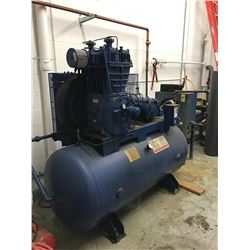 20 HP Quincy Air Compressor
