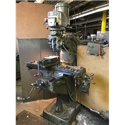 BRIDGEPORT Vertical Mill, 1-1/2 HP Variable Speed