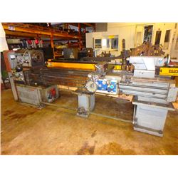 "21"" x 72"" Kingston HL2000 Engine Lathe"