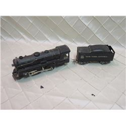 Lionel Locomotive and Coal Car