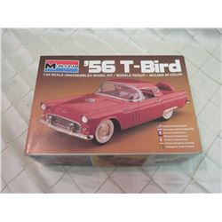 56 T-Bird Monogram Model Kit