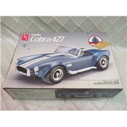 Shelby Cobra 427 AMT ERTL Model Kit