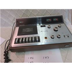 Realistic Top Loading Tape Deck