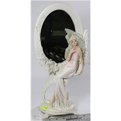 FAIRY ORNAMENT WITH MIRROR