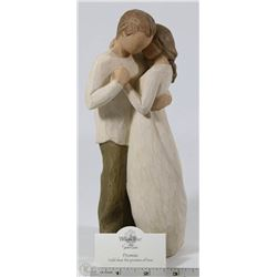 "WILLOW TREE ORNAMENT ""PROMISE"""