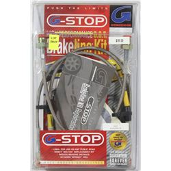 NEW & SEALED - GOODRIDGE G-STOP BRAKELINE KIT