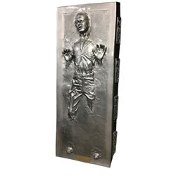 Star Wars: Episode V Han Solo (Harrison Ford) Frozen Carbonite