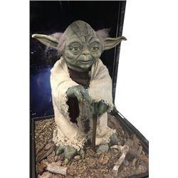 Star Wars Yoda Limited Edition Display