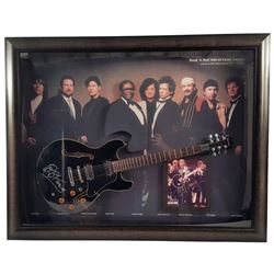 B.B. King Signed Guitar Framed