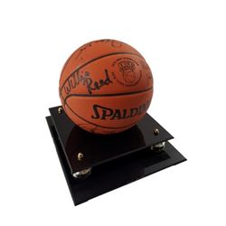 The New York Knicks Signed 1970's NBA Champion Basketball